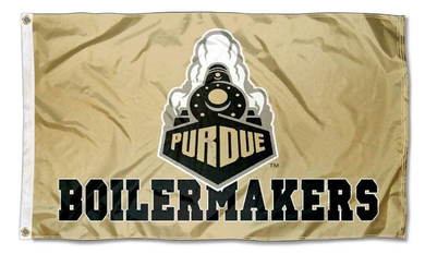 Purdue Boilermakers Boilers University Banner Flag 3*5ft