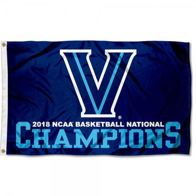 Villanova Wildcats 90*150CM Digital Printing