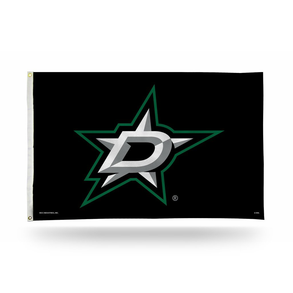 Dallas Stars Polyester flag 90x150 cm