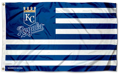 Kansas City Royals Nation flags 3ftx5ft
