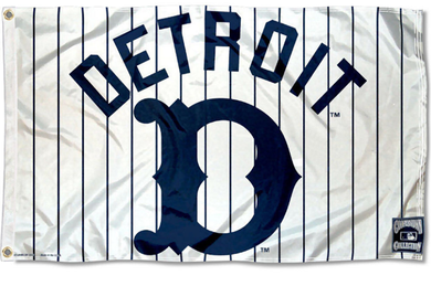 Detroit Tigers Logo Banner flags 3ftx5ft