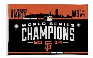 San Francisco Giants 2014 flags 90x150cm
