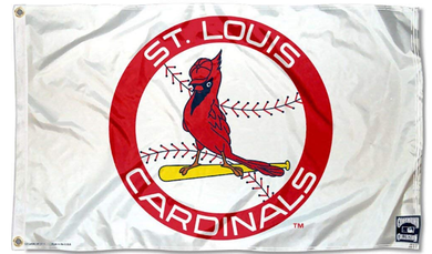 St. Louis Cardinals Baseball Vintage flags 3ftx5ft