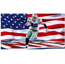 Load image into Gallery viewer, Dallas Cowboys NO. 82 Witten flag 90x150cm