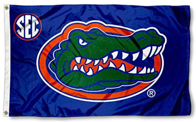 Florida Gators Sec Banner Flag 3*5ft
