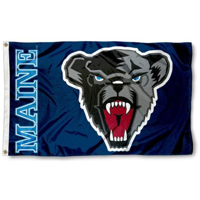 Maine Black Bears Flag 3*5ft