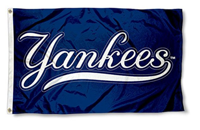 New York Yankees Logo Banner flags 3x5ft