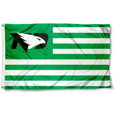 North Dakota Fighting Hawks Flag 3ftx5ft