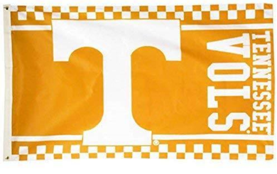 Tennessee Volunteers Vols Outdoor US Banner Flag 3*5ft