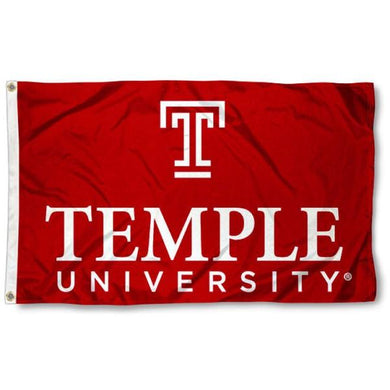 Temple Owls flag 90*150 CM Digital Printing