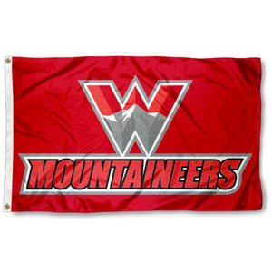 Western State Colorado Mountaineers flag 3x5FT