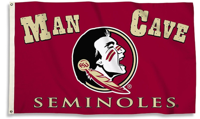 Florida State Seminoles Man Cave Flag 3ft*5ft