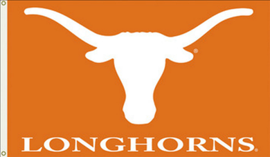 Texas Longhorns House Banner Flag 3x5FT