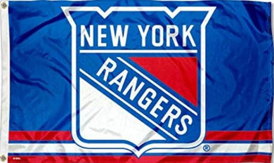 New York Rangers flags 90x150cm 100D