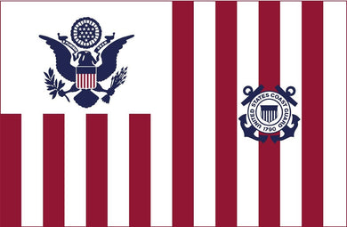 US Coast Guard Flag 3x5ft