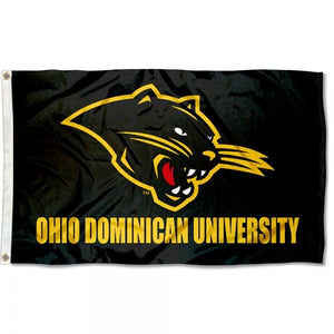 Ohio Dominican Panthers Flag 3x5 ft