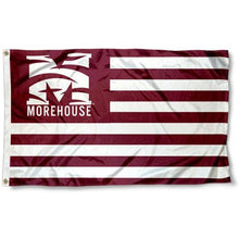 Load image into Gallery viewer, Morehouse College Flag 90*150 CM