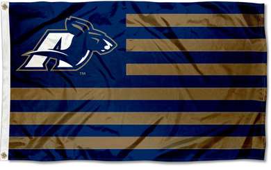 Akron Zips Stars and Stripes Nation USA Flag 3ftx5ft