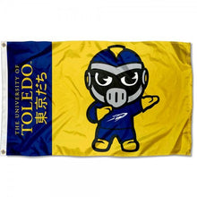 Load image into Gallery viewer, Toledo Rockets  flag 90*150 CM