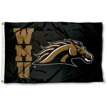 Load image into Gallery viewer, Western Michigan Broncos flag 3x5FT