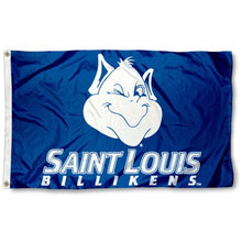 Load image into Gallery viewer, Saint Louis Billikens sports team flag 3x5FT