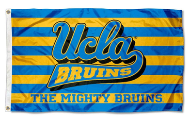 UCLA Bruins The Mighty Bruins Banner Flag 3*5ft