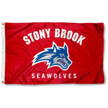 Load image into Gallery viewer, Stony Brook Seawolves Flags Banners 3*5ft