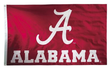 Alabama Crimson Tide Flag 3x5FT