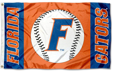 Florida Gators Baseball Sports Banner Flag 3*5ft
