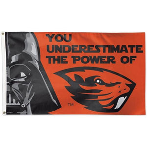 Oregon State Beavers Flag 3ftx5ft