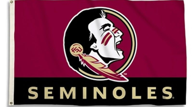 Florida State Seminoles Banner University Flag 3ft*5ft