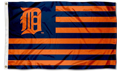 Detroit Tigers Nation Banner flags 3ftx5ft