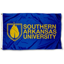 Load image into Gallery viewer, Southern Arkansas Muleriders Flag 3*5ft