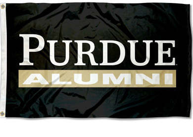 Purdue Boilermakers Alumni Banner Flag 3*5ft