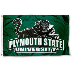 Plymouth State Panthers Flag 3ftx5ft
