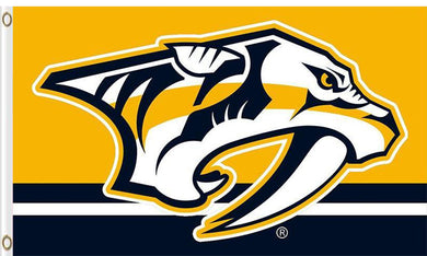 3x5FT Nashville Predators column Flag