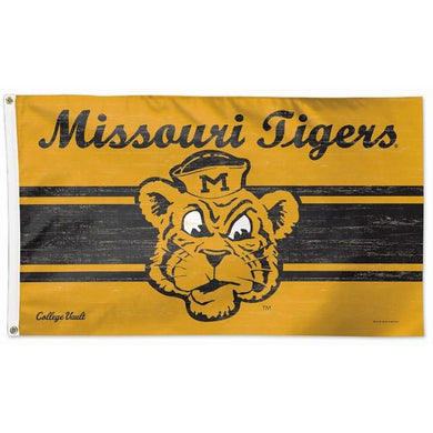 Missouri Tigers Logo Hand Flag 90*150 CM