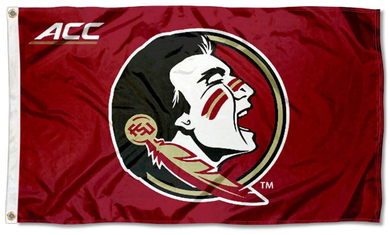 Florida State Seminoles ACC Banner Flag 3ft*5ft