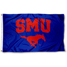 Load image into Gallery viewer, Southern Methodist Mustangs Flag 3*5ft Club