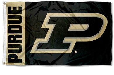 Purdue Boilermakers College Banner Flag 3*5ft