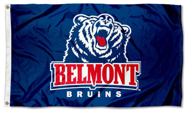 UCLA Bruins Belmont University Banner Flag 3*5ft