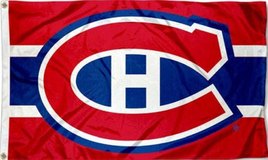 Montreal Canadiens flags 3x5 ft Banner flag 100D