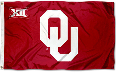 Oklahoma Sooners Big 12 Banner Flags 3*5ft