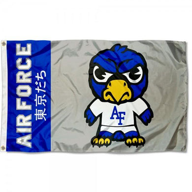 Air Force Falcons Flag 3ftx5ft