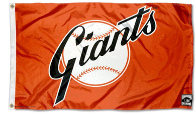 San Francisco Giants Vintage Banner flags 90x150cm