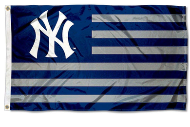New York Yankees Nation flags 90x150cm