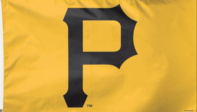 Pittsburgh Pirates Yellow p Banner flag 90x150cm