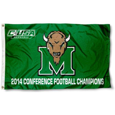 Marshall Thundering Herd Hand Flag 3*5ft