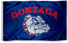Load image into Gallery viewer, Gonzaga Bulldogs University Flag 3x5ft