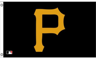 Pittsburgh Pirates Polyester Banner flag 90x150cm